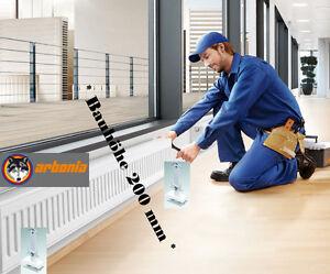 purmo ventil heizk rper bauh he 200 mm x baul nge 1000 mm typ 22 standf sse ebay. Black Bedroom Furniture Sets. Home Design Ideas