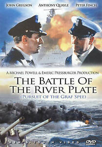 Pursuit of the Graf Spee (DVD, 2010)