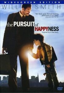 The Pursuit of Happyness (DVD, 2007, Wid...
