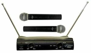 Pyle PDWM2500 Dynamic Wireless Professio...