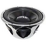 "Pyle PLCHW15 1-Way 15"" Car Subwoofer"