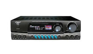 Pyle PRO PT260A 2 Channel 100 Watt Recei...