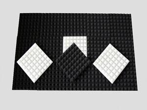 pyramidenschaum d mmung schallschutz akustikschaum. Black Bedroom Furniture Sets. Home Design Ideas