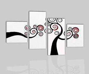 Quadri moderni astratti dipinti a mano olio su tela bianco for Tele astratte dipinte a mano