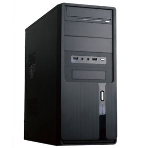 Quad-Core-Computer-gamer-a8-5600k-4gb-hdmi-PC-Rechner-Komplett-System-windows-7