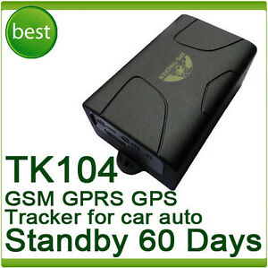 Quad-band-Vehicle-GPS-tracker-TK104-Powerful-Magnet-Long-Standby-time-Google-map