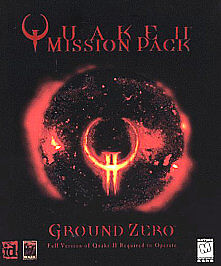 Quake II Mission Pack: Ground Zero  (PC,...