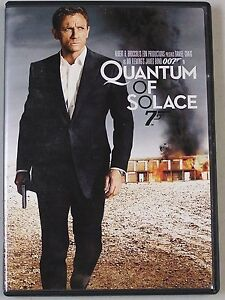 Quantum of Solace (DVD, 2009, Checkpoint...