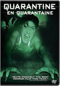 Quarantine (DVD, 2009, Canadian)