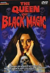 The Queen of Black Magic (DVD, 2008)