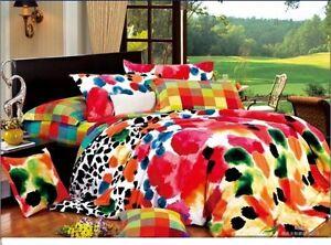 Multi Colored Comforters