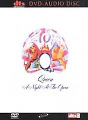 Queen - A Night at the Opera (DVD Audio,...