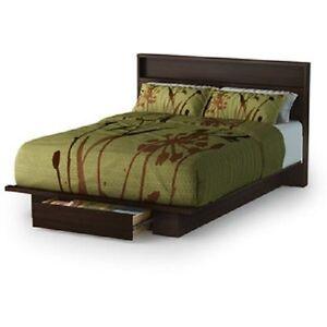 Platform Storage Bed Set W Drawer Bedroom Furniture Sale Full Queen