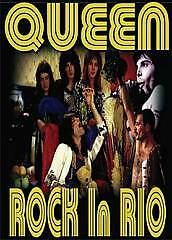 Queen - Rock In Rio (DVD, 2009)