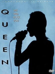 Queen - We Will Rock You (DVD, 1997)