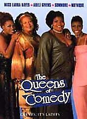 Queens of Comedy (DVD, 2001, Sensormatic...