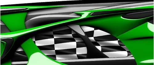 Race Car Graphics Wrap Decals IMCA Late Model Dirt 3