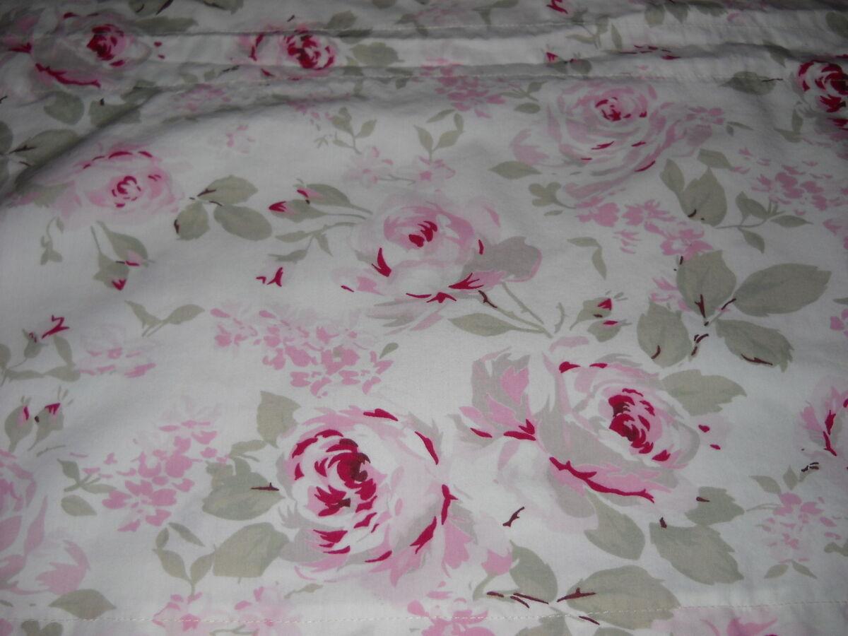 Rachel Ashwell Simply Shabby Chic Rosalie Curtains and Valances 3 Pair Turkey