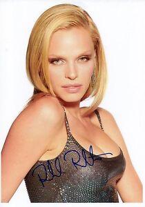 Rachel Roberts Signed 12x8 Photograph Model | eBay
