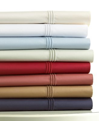 RALPH LAUREN CARLISLE 700 Thread Count CAL. KING Fitted Sheet White in Home & Garden, Bedding, Sheets & Pillowcases | eBay