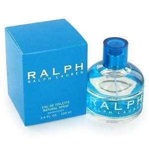 RALPH by Ralph Lauren 3.4 oz EDT ( 100 ml ) SPRAY Women NEW IN BOX SEALED