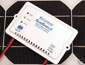 Solar Regulator Circuit Diagram  on Ramsond Sunshield 12v Solar Charge Controller Regulator   Ebay