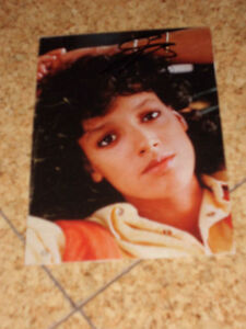 RAR-Flashdance-JENNIFER-BEALS-Originalautogramm-GARANTIERT