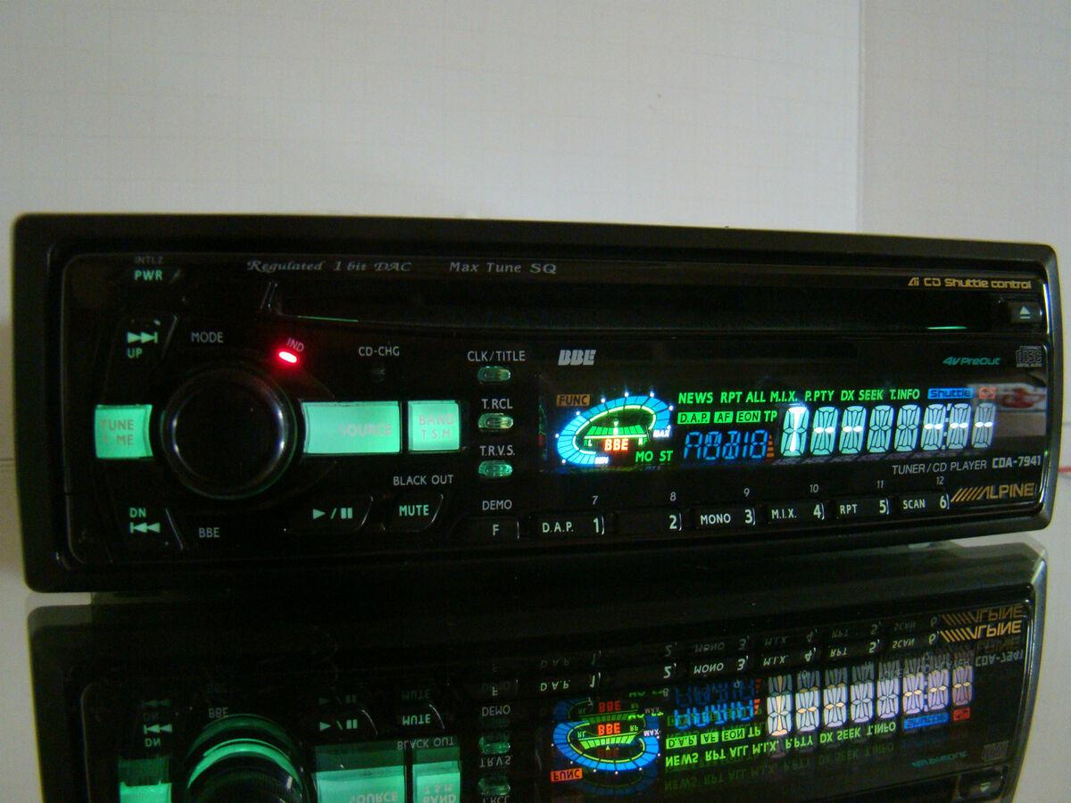 Preamp Car Stereo