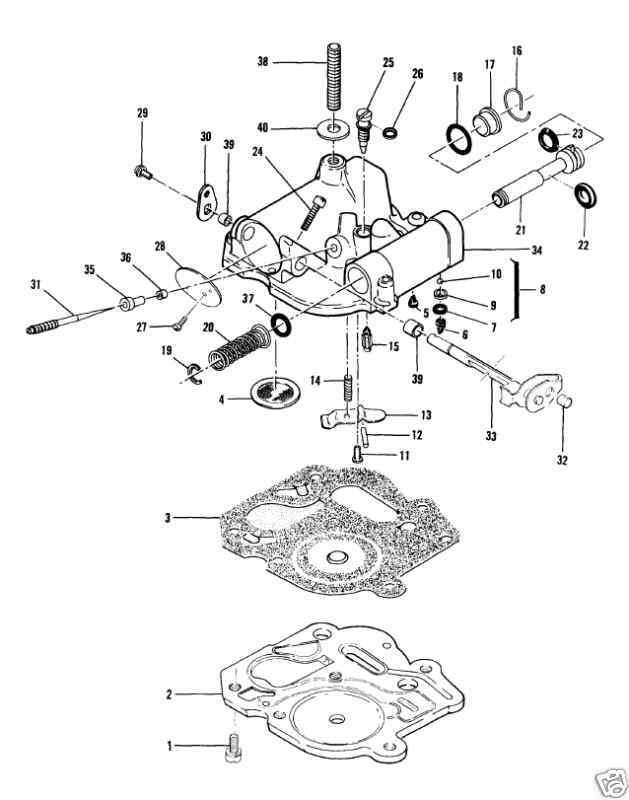 Rare Carburetor Pump Diaphragm 67357 Mcculloch Chainsaw On Popscreen