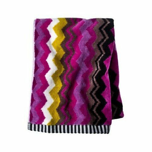 details about new missoni for target bathroom hand towel passione