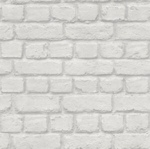 White Brick Wallpaper Design white brick wallpaper ...