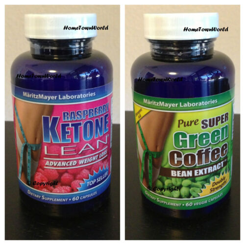 RASPBERRY KETONE LEAN 1200mg & PURE GREEN COFFEE BEAN EXTRACT 800mg DR OZ *NEW* in Health & Beauty, Weight Management, Pills, Tablets & Capsules | eBay