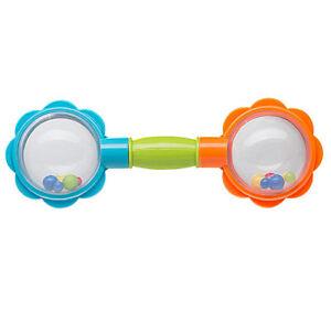 RASSEL-Motorikrassel-Baby-Spielzeug-ToP-AnGeBoT-Hantel-673-NEU