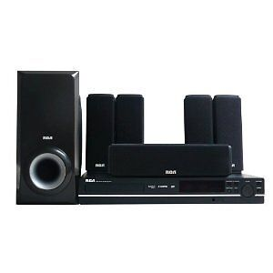 Rca Rtd   Channel Home Theater System W Total