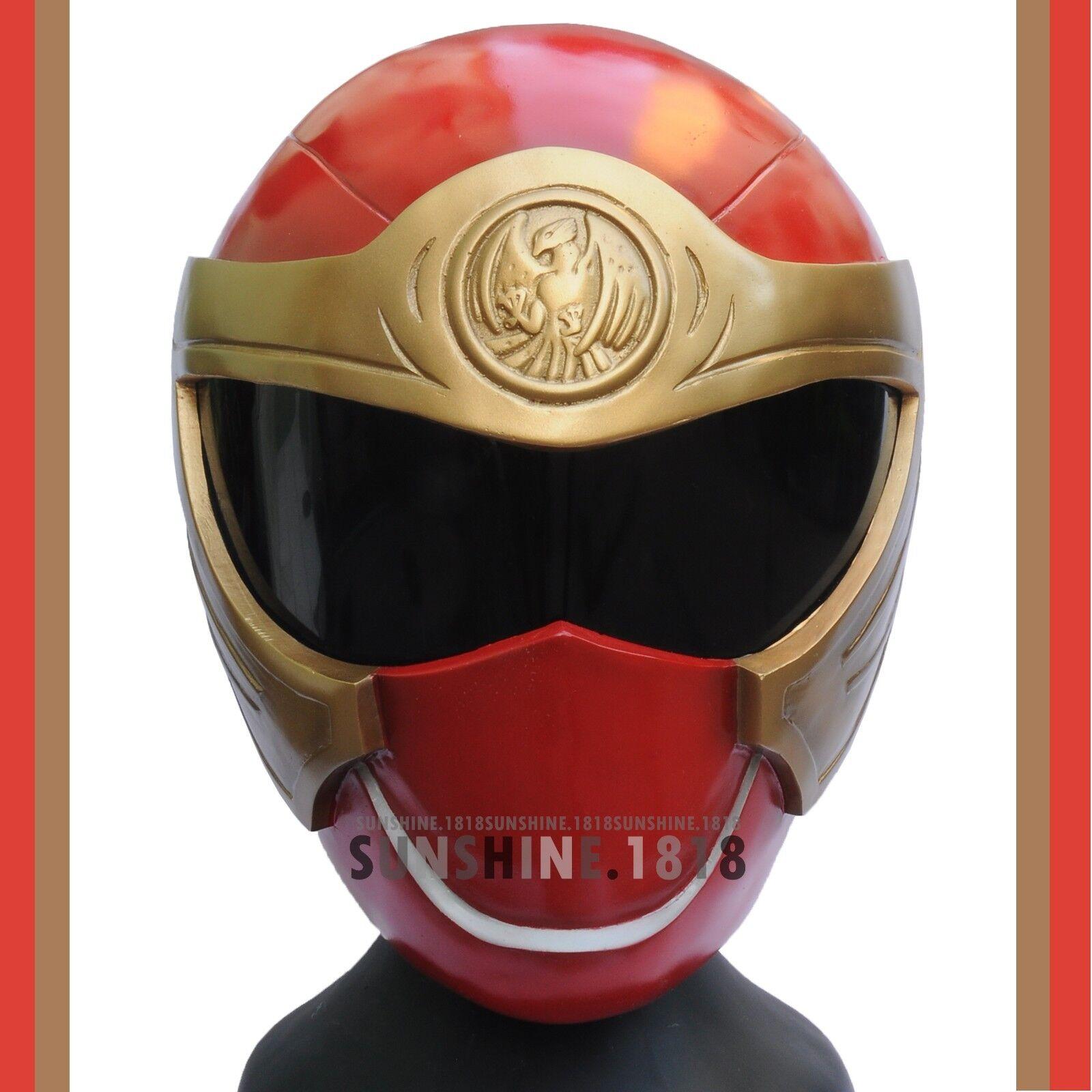 Pictures of Power Rangers Ninja Storm Red Ranger Helmet - #rock-cafe
