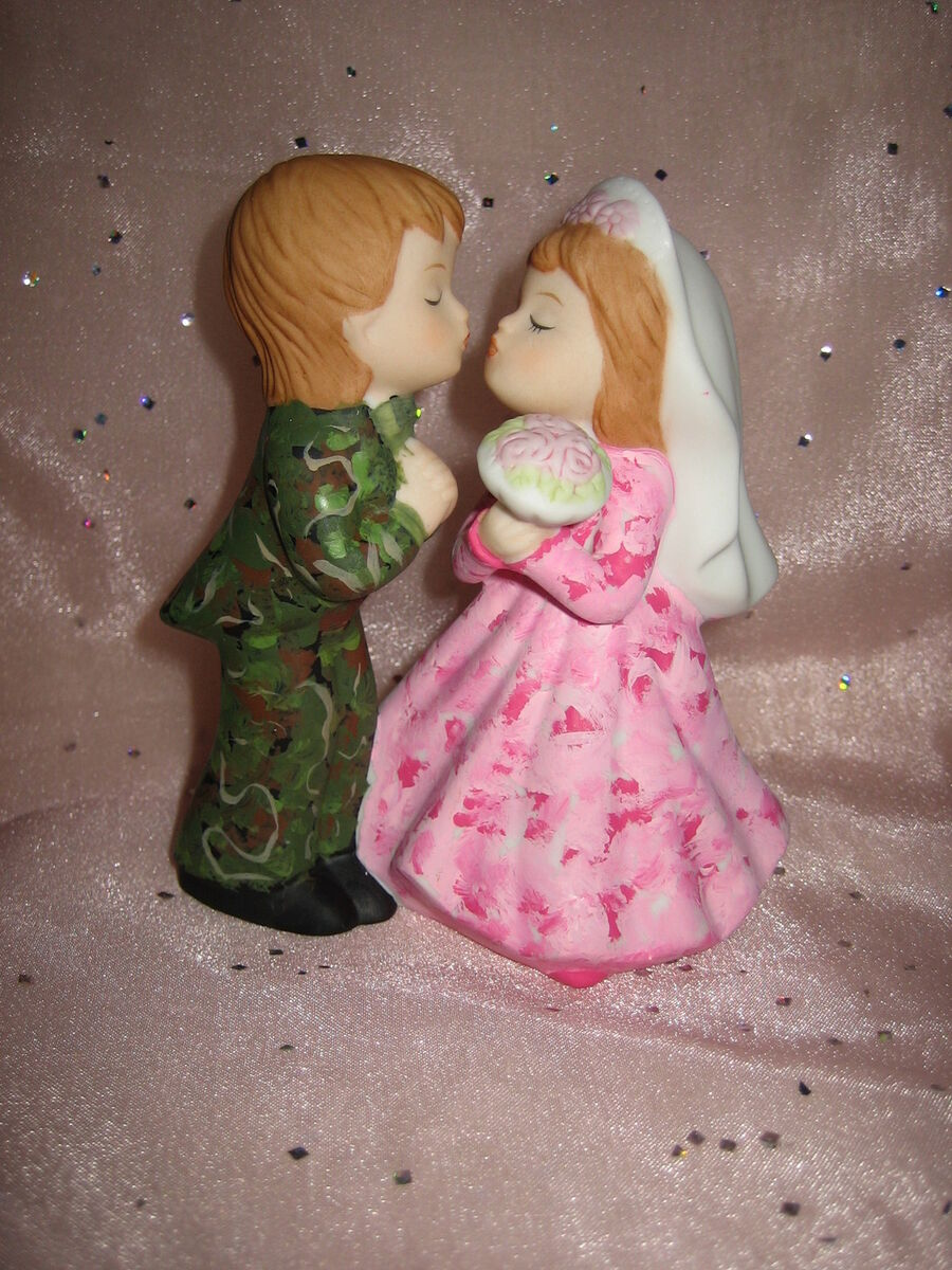 Cake Toppers Camo Cake Ideas And Designs