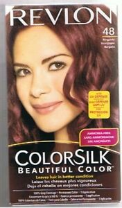 Revlon Colorsilk Beautiful Color Hair Color 32 Dark Mahogany Brown