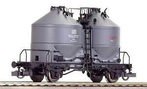 ROCO-67864-Zementsilowagen-Ucs-DB-grau-Auf-Wunsch-Achstausch-gratis-NEU-OVP