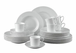 rosenthal classic jade geschirr set 30 teilig fine bone china porzellan ebay. Black Bedroom Furniture Sets. Home Design Ideas