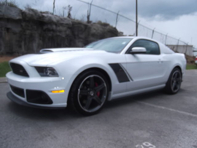 Ford Mustang 2013 Roush Stage 3 | Apps Directories