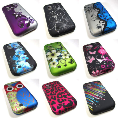 RUBBERIZED COVER CASE SAMSUNG SCH-I500 SHOWCASE MESMERIZE FASCINATE GALAXY S 1/I in Cell Phones & Accessories, Other | eBay