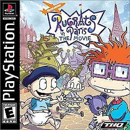 RUGRATS-IN-PARIS-PS1-PS2-PLAYSTATION-GAME