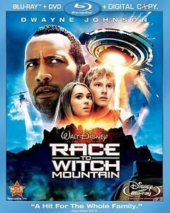 Race to Witch Mountain (Blu-ray Disc, 20...