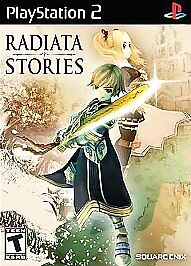 Radiata Stories  (Sony PlayStation 2, 20...
