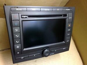 radio denso touchscreen navi ford mondeo mk3 fl ab03bj. Black Bedroom Furniture Sets. Home Design Ideas