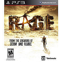 Rage: Anarchy Edition  (Sony Playstation...