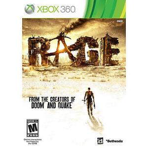 Rage (Microsoft Xbox 360, 2011)