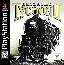 Railroad Tycoon II  (PlayStation, 2000)