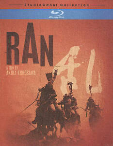 Ran (Blu-ray Disc, 2010)
