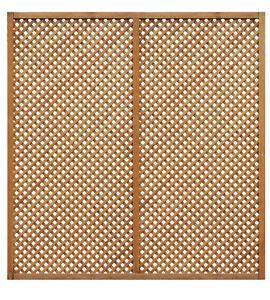 rankgitter aus holz sichtschutzzaun zaun 178x179 cm ebay. Black Bedroom Furniture Sets. Home Design Ideas